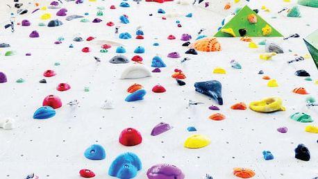 Kurz lezení na umělé stěně v Královehradeckém kraji