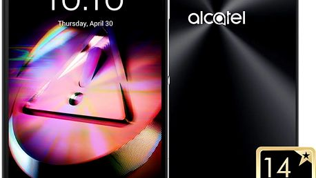 ALCATEL OT-6055K IDOL 4 - VR BOX , šedá - 6055K-2CALE17-5