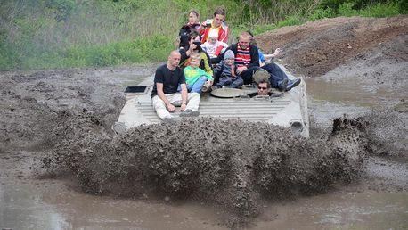 Den malého tankisty v Moravskoslezském kraji