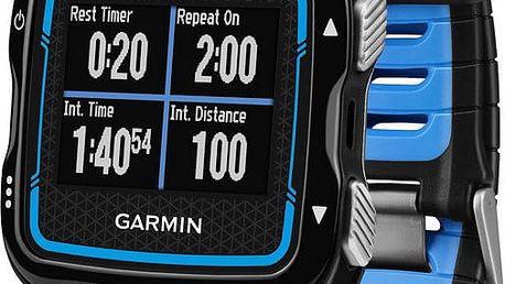 GARMIN Forerunner 920 XT HR RUN černá/modrá - 010-01174-30