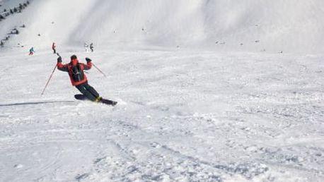 Kurz lyžování na monolyži v Královehradeckém kraji