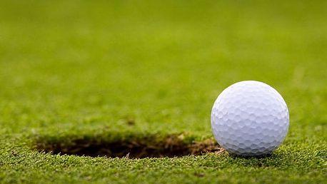Den golfu v Jihočeském kraji