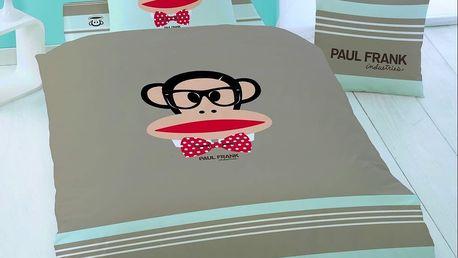 Povlečení Paul Frank Chic 150x210, 50x60