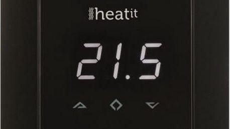 Z-Wave Termostat pro podlahovku, černá - HI-5430498