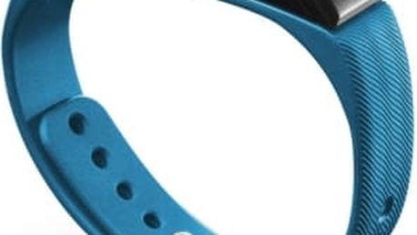 Bluetooth fitness náramek CellularLine EASYFIT - Modrý