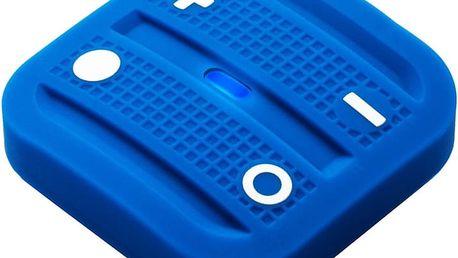 Fibaro NodOn Soft Remote, magnetické bateriové 4tlačítko na zeď, modrá - NO-CRC-3-6-02