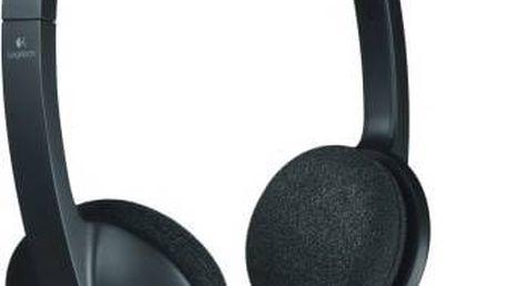 Logitech H340 USB (981-000475) černý