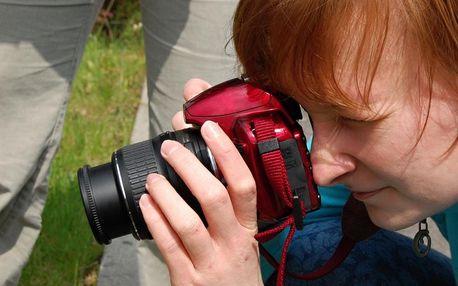 Individuální fotokurz v Olomouckém kraji