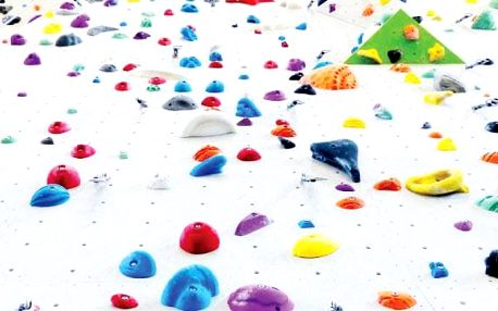 Kurz lezení na umělé stěně