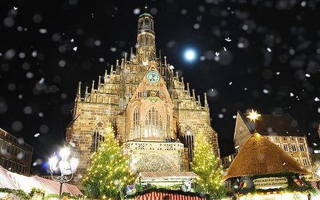 Jednodenní zájezd na adventní trhy do Norimberku pro 1