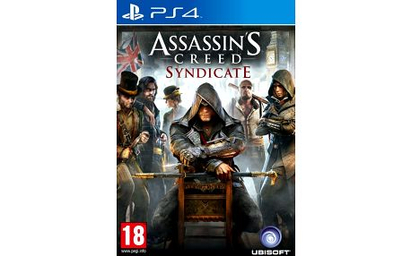 Ubisoft PlayStation 4 Assassin's Creed Syndicate (USP400273)
