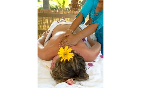 Thajská aromaterapeutická masáž v Královehradeckém kraji