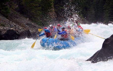Rafting v Ústeckém kraji