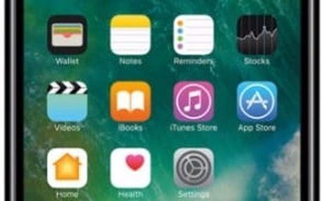 Apple iPhone 7 128GB Jet BlackZDARMA nabíječka do vozu ,možnost přikoupení skla se slevou 20%, na splátky od 2499 Kč měsíčně
