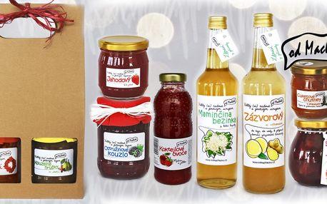 Vánoční balíčky originálních dobrot od Macháčků