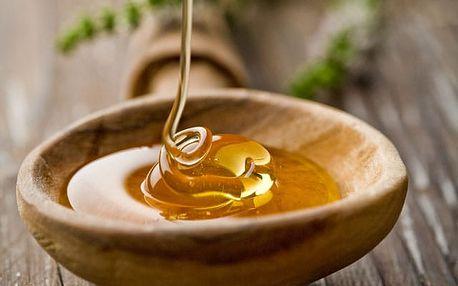 Medová masáž v Olomouckém kraji