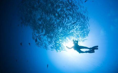 Kurz potápění v Ústeckém kraji