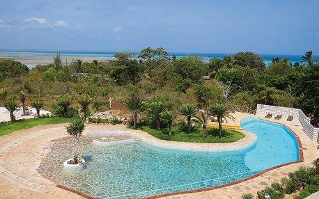 Zanzibar - na 12 až 14 dní, all inclusive nebo light all inclusive s dopravou letecky z Prahy