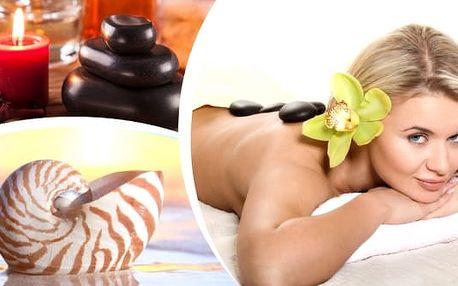 Luxusní masáž Lava Shells masáž teplými mušlemi nebo masáž Hot Stones-masáž horkými lávovými kameny ve Studiu VizážPlzeň. Dopřejte si maximální regeneraci těla i duše. Poukaz je vhodný též jako dárek.
