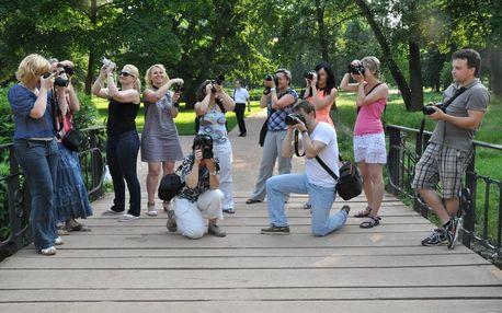Fotografem za 2 dny v Moravskoslezském kraji