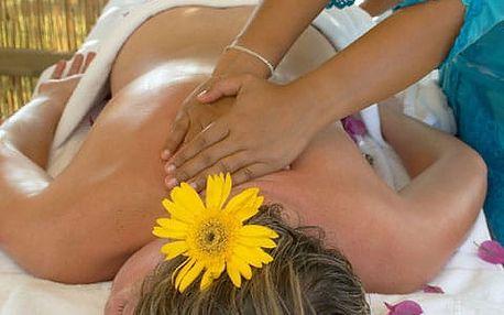 Thajská aromaterapeutická masáž v Moravskoslezském kraji
