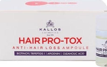 Kallos Hair Pro-Tox Ampoule 60 ml přípravek proti padání vlasů pro ženy