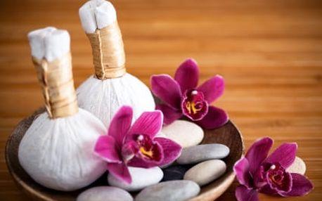 Thajská bylinná masáž ve Středočeském kraji