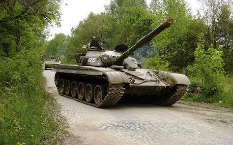 Bojový tank T-55 nebo T-72