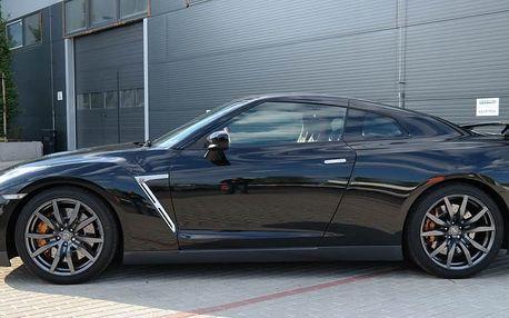 Jízda v supersportu Nissan GT-R
