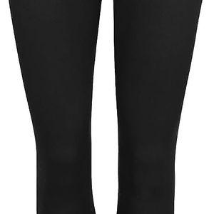 Černé kalhoty SisterS Point Meno