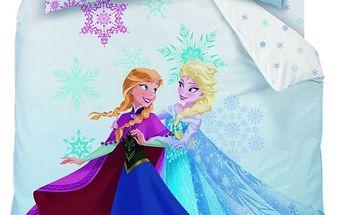 CTI Povlečení Disney Frozen Winter (Ledové království) 140x200,70x90