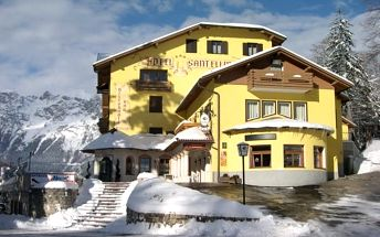 Silvestr na horách: Itálie - Paganella na 4 dny, polopenze s dopravou vlastní