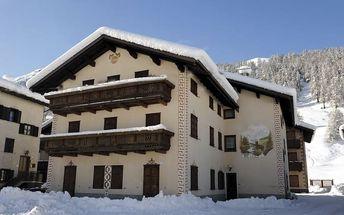 Silvestr na horách: Itálie - Livigno na 8 dní, bez stravy s dopravou vlastní