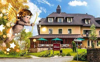 3denní romantický wellness pobyt pro 2 v Golf Hotelu Morris v Mariánských Lázních