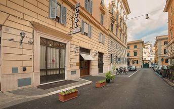 Itálie - Řím na 3 až 4 dny, snídaně s dopravou vídeň nebo letecky z Prahy