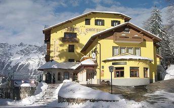 Silvestr na horách: Itálie - Paganella na 4 až 8 dní, polopenze s dopravou vlastní