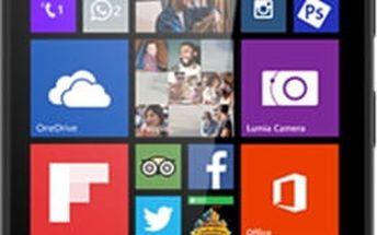 Microsoft Lumia 640 XL Dual SIM, černá - A00024514