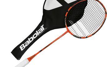 Badmintonová raketa BABOLAT 700 S - oranžová