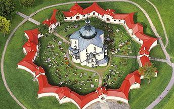 3 až 6denní pobyt s polopenzí a infrasaunou v penzionu Vysočina na Vysočině pro 2