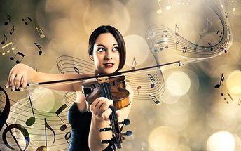 Hudba Pražského hradu - díla slavných mistrů