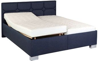 Manželská postel Doris