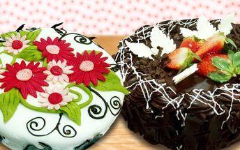 Poctivé dorty z cukrárny Merlot