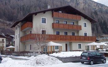Silvestr na horách: Itálie - Bormio na 8 dní, bez stravy s dopravou vlastní