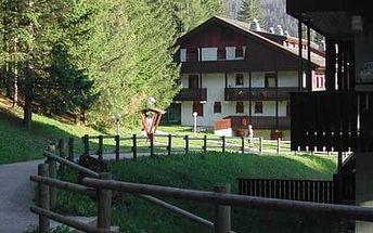 Silvestr na horách: Itálie - Civetta na 8 dní, bez stravy s dopravou vlastní