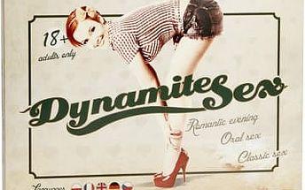 Dynamite sex - Erotická hra