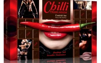 Chilli Pikantní zotročení - erotická hra
