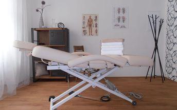 60min. masáž dle výběru: na výběr masáž havajská, zdravotní, klasická nebo relaxační