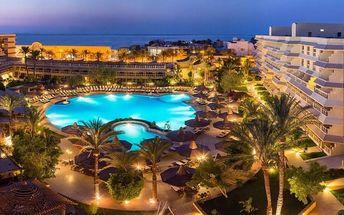 Silvestr u moře: Egypt - Hurghada na 8 dní, all inclusive s dopravou letecky z Bratislavy