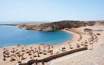 Silvestr u moře: Egypt - Hurghada na 8 dní, all inclusive nebo polopenze s dopravou letecky z Bratislavy nebo z Vídně