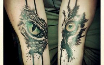 Tetování o rozměrech 10x10 cm, široký výběr motivů či realizace vlastního návrhu - Praha 7
